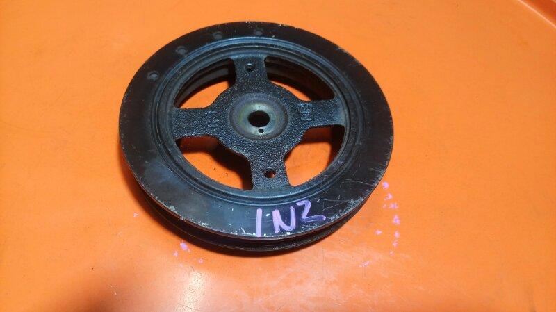 Шкив коленвала Toyota Corolla Spacio NZE122 1NZ-FE (б/у)