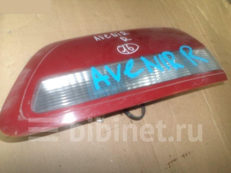 Фонарь вставка багажника Nissan Avenir PNW10 правый (б/у)