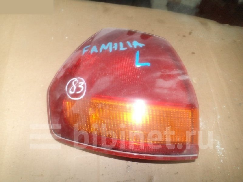 Фонарь стоп-сигнала Mazda Familia VHNY11 левый (б/у)