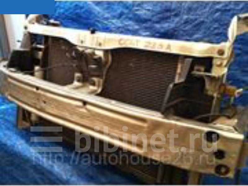 Рамка радиатора Mitsubishi Colt Z25A (б/у)