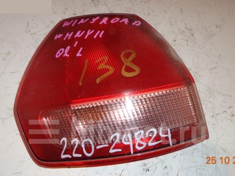Фонарь стоп-сигнала Nissan Wingroad WHNY11 левый (б/у)