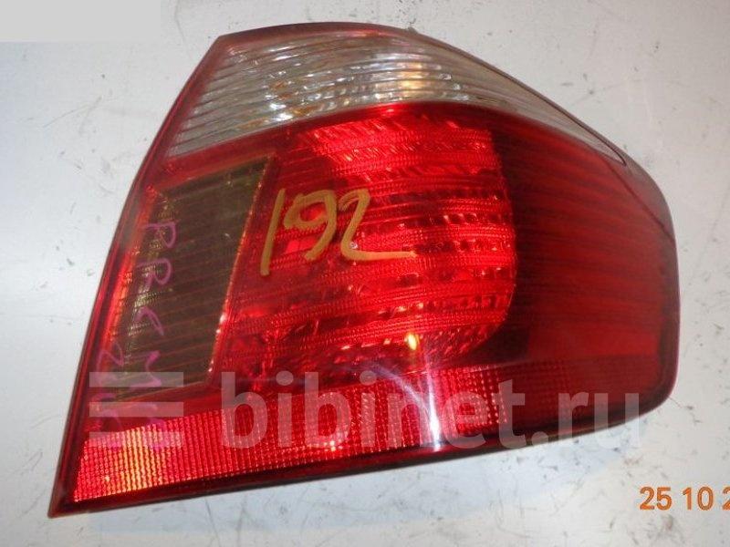 Фонарь стоп-сигнала Toyota Premio NZT240 правый (б/у)