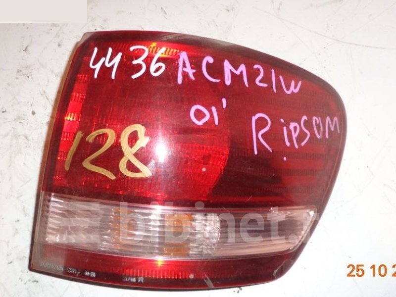 Фонарь стоп-сигнала Toyota Ipsum ACM21W правый (б/у)