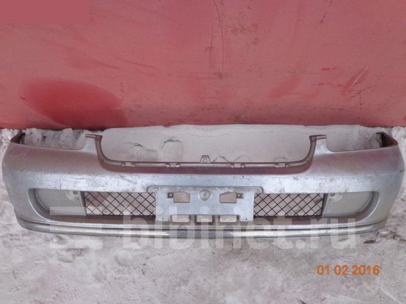 Бампер Toyota Starlet EP95 передний (б/у)