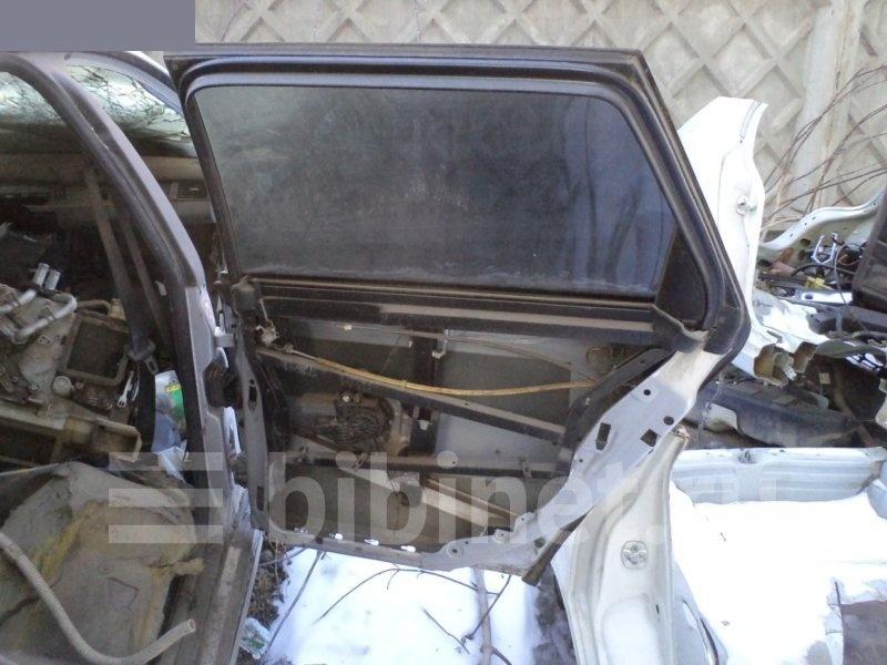 Дверь боковая Audi A6 задняя правая (б/у)