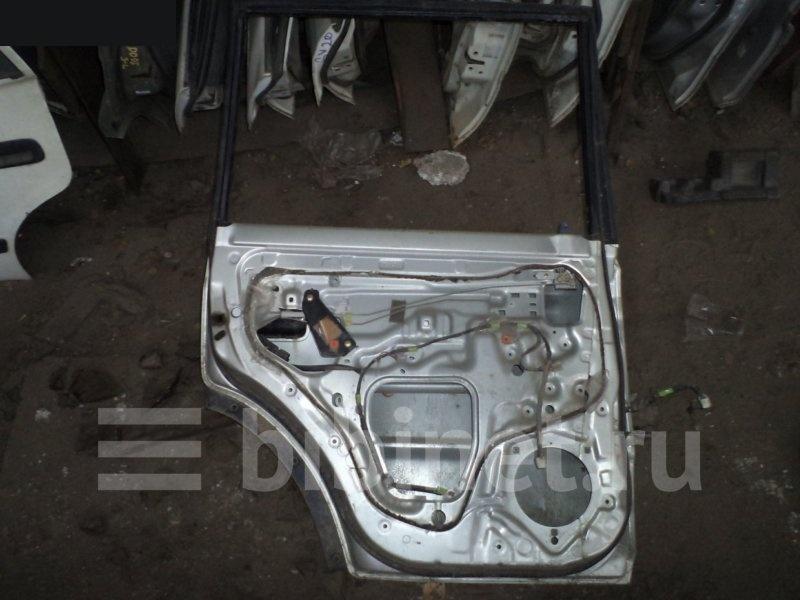 Дверь боковая Toyota Land Cruiser Prado KZJ95W задняя левая (б/у)