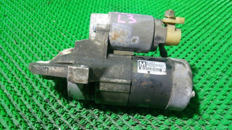 Стартер Mazda Mpv LY3P L3-VE 2006 (б/у)