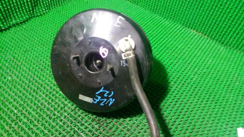 Вакуумный усилитель тормоза и сцепления Toyota Fielder NZE124 1NZ-FE 2004 (б/у)