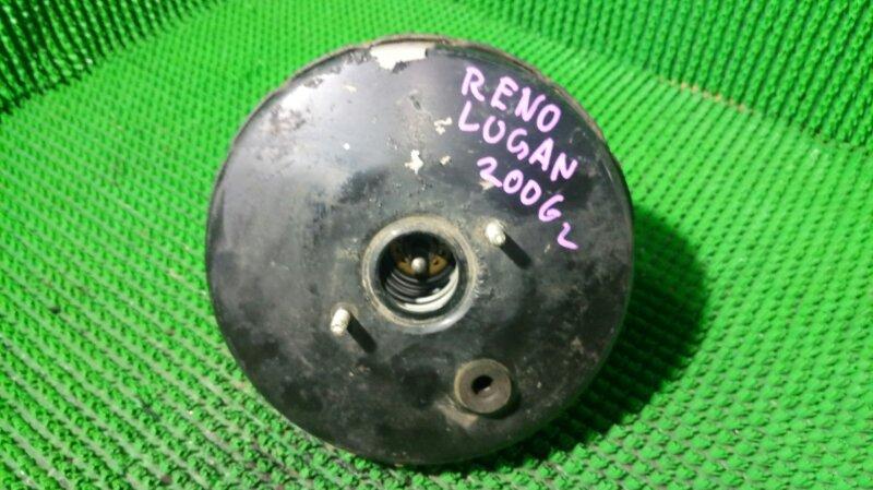 Вакуумный усилитель тормоза и сцепления Renault Logan LOGAN K4M 690 2006 (б/у)