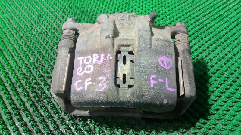 Суппорт Honda Torneo CF3 F20B передний левый (б/у)