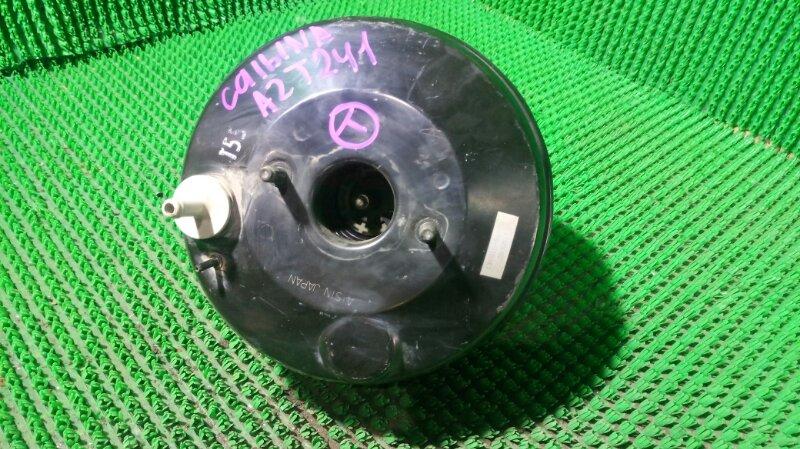 Вакуумный усилитель тормоза и сцепления Caldina AZT241W 1AZ-FSE (б/у)