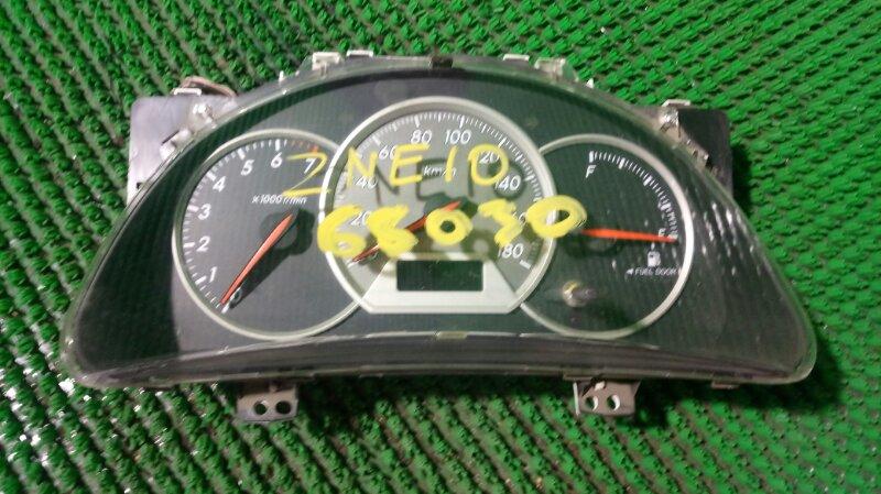 Щиток приборов Toyota Wish ZNE10 1ZZ-FE 2006 (б/у)