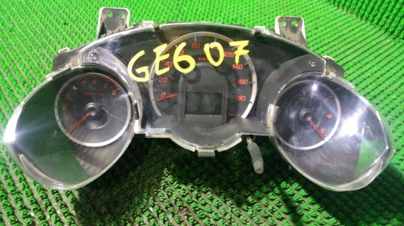 Щиток приборов Honda Fit GE6 2007 (б/у)