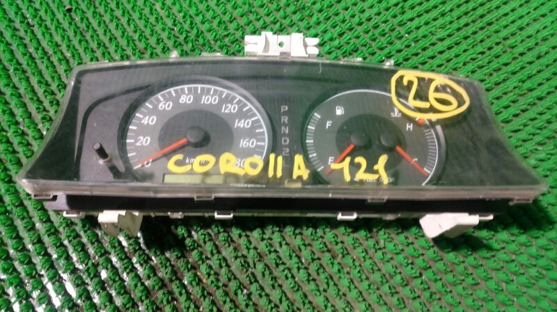 Щиток приборов Toyota Corolla NZE121 1NZ-FE (б/у)