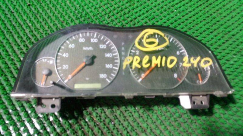 Щиток приборов Toyota Premio ZZT240 1ZZ-FE (б/у)
