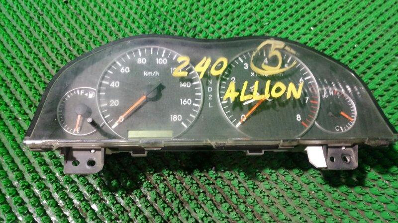 Щиток приборов Toyota Allion ZZT240 1ZZ-FE (б/у)