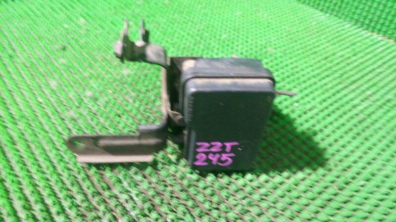 Блок abs Toyota Allion ZZT245 1ZZ-FE 2005 (б/у)