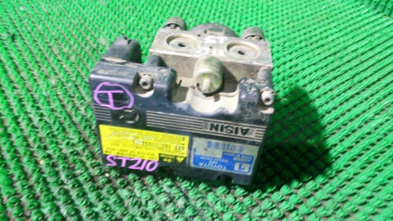 Блок abs Toyota Corona Premio ST210 3S-FE (б/у)