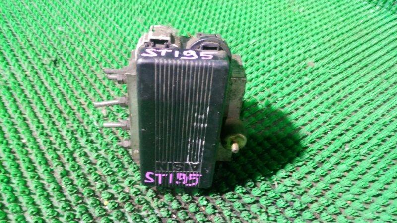 Блок abs Caldina ST195G 3S-FE (б/у)