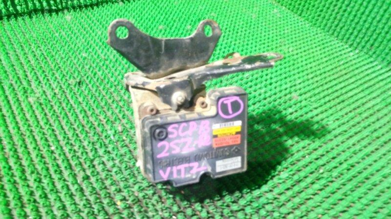 Блок abs Toyota Vitz SCP13 2SZ-FE (б/у)