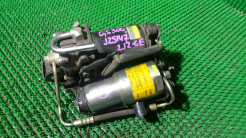 Блок abs Lexus Gs300 JZS147 2JZ-GE (б/у)
