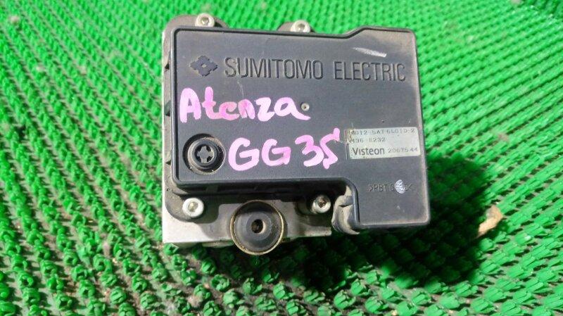 Блок abs Mazda Atenza GG3S L3-VE (б/у)