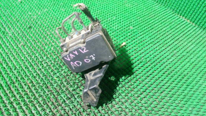 Блок abs Nissan Ad VAY12 QG18DE (б/у)