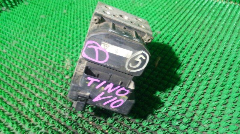Блок abs Nissan Tino V10 SR20DE 2000 (б/у)