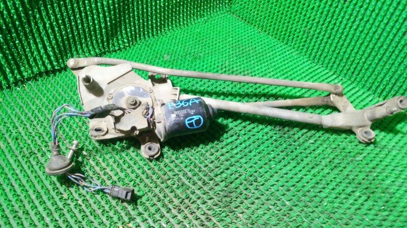 Мотор дворников Mitsubishi Diamante F36A 6G72 (б/у)