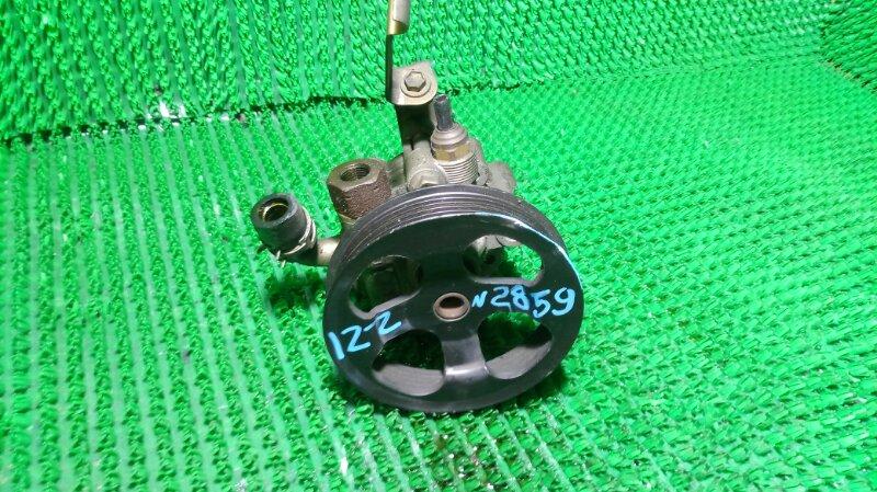 Насос гидроусилителя Toyota Will Vs ZZE127 1ZZ-FE 2004 (б/у)