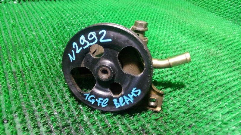 Насос гидроусилителя Toyota Mark Ii GX110 1G-FE (б/у)