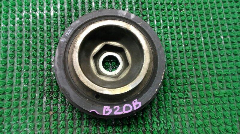 Шкив коленвала Honda C-Rv RD1 B20B 1998 (б/у)