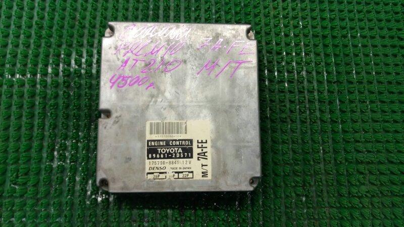 Компьютер Toyota Corona Premio AT210 7A-FE (б/у)