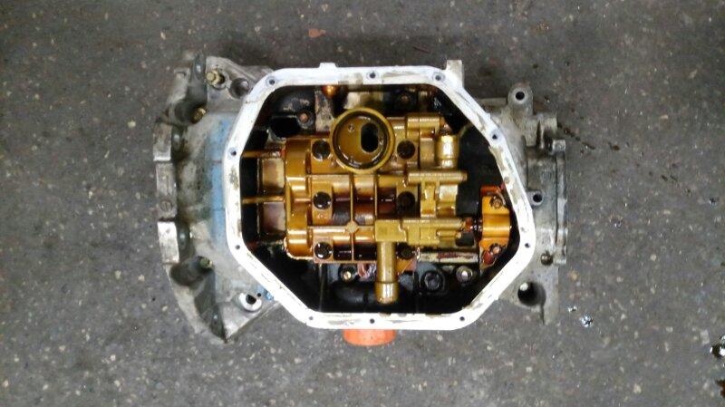 Поддон Nissan Qashqai J10 MR20DE 2006 (б/у)