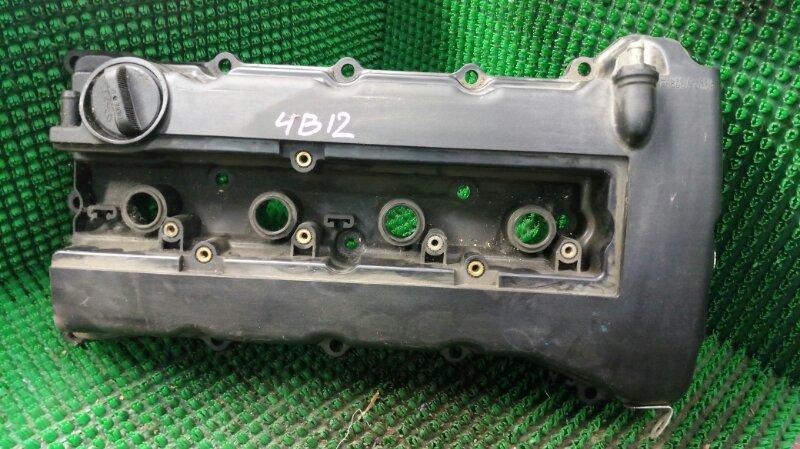 Крышка клапанов Mitsubishi Outlander CW5W 4B12 2008 (б/у)