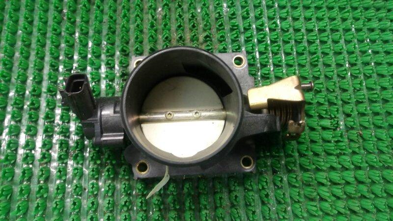 Дросельная заслонка Mazda Axela BKEP LF-DE 2007 (б/у)