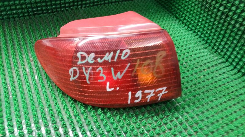 Фонарь стоп-сигнала Mazda Demio DY3W ZJ-VE 2004 задний левый (б/у)