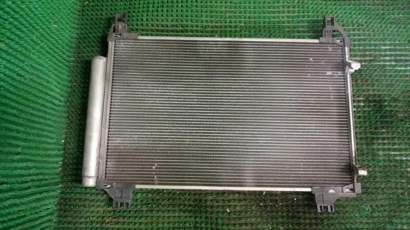 Радиатор кондиционера Toyota Ractis SCP100 1SZ-FE (б/у)