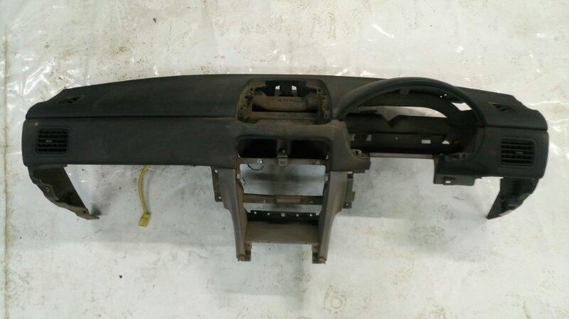 Панель передняя в салон Subaru Forester SG5 (б/у)