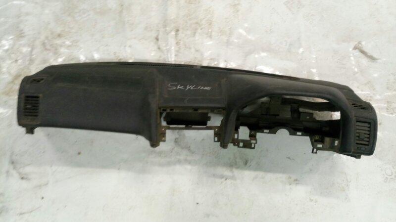 Панель передняя в салон Nissan Skyline HR34 (б/у)