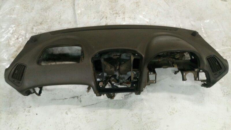 Панель передняя в салон Toyota Harrier MCU15W 1MZ-FE (б/у)