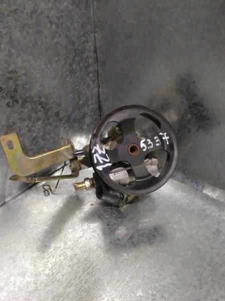 Насос гидроусилителя Toyota Allex ZCT10 1ZZ-FE (б/у)