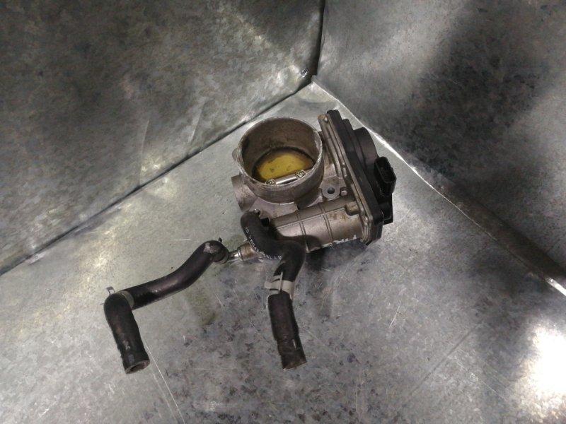 Дроссельная заслонка Nissan Qashqai KG11 MR20DE (б/у)