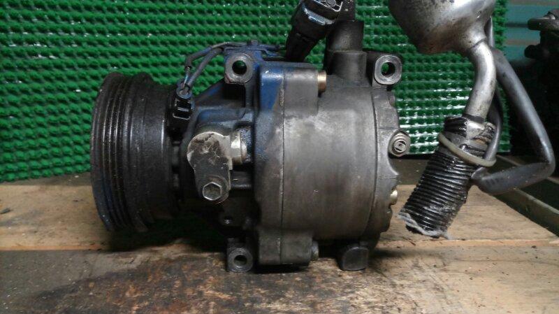 Компрессор кондиционера Toyota Raum EXZ10 5E-FE (б/у)