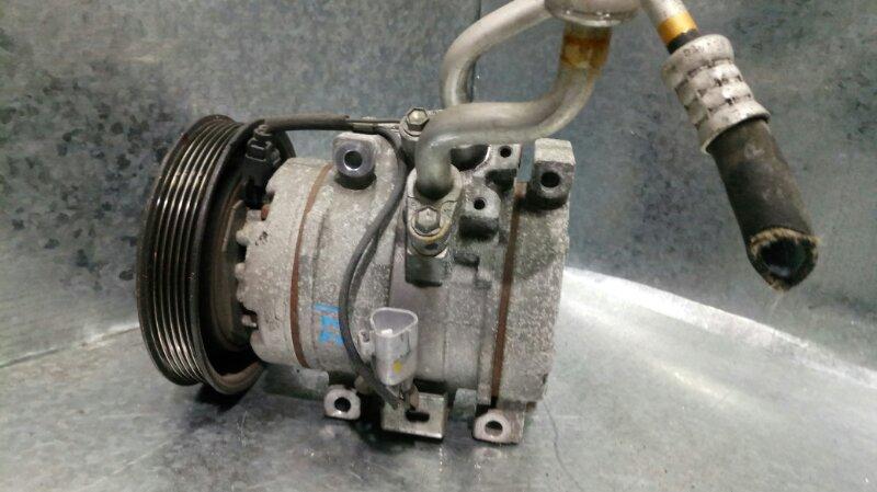 Компрессор кондиционера Toyota Premio ZZT240 1ZZ-FE 2007 (б/у)