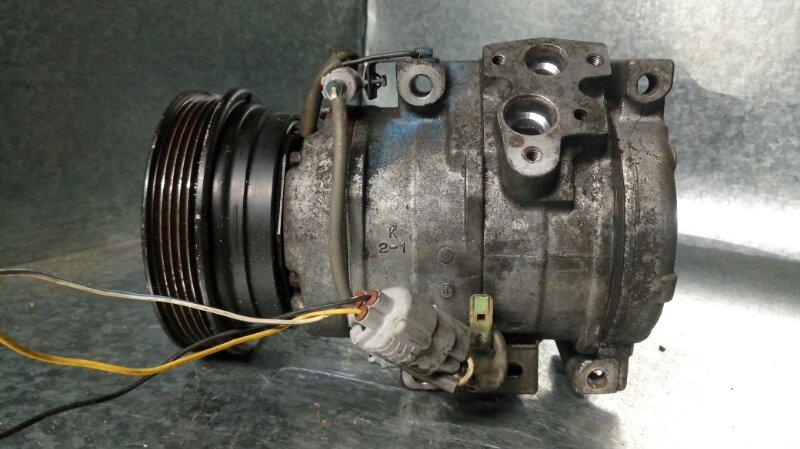 Компрессор кондиционера Toyota Ipsum SXM15G 3S-FE (б/у)