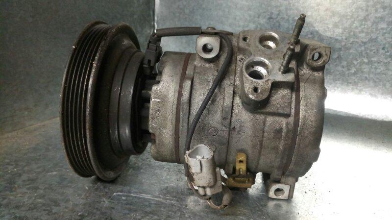 Компрессор кондиционера Toyota Vista Ardeo SV50G 3S-FSE (б/у)