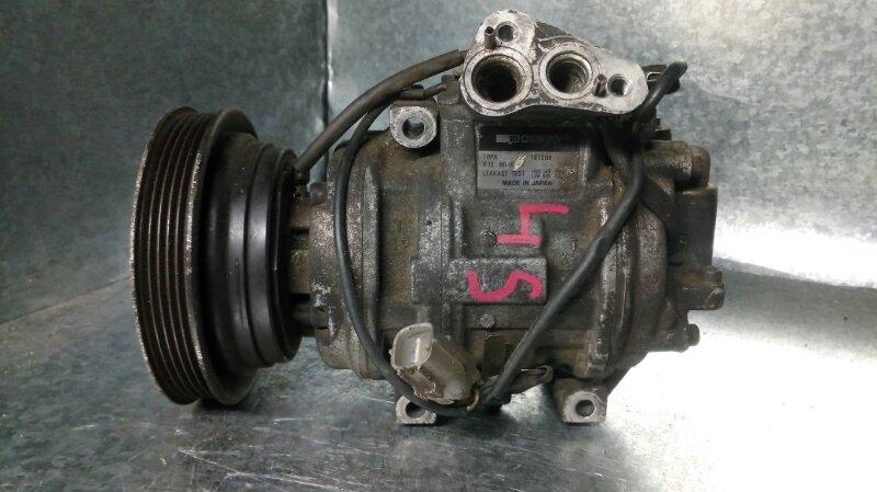 Компрессор кондиционера Toyota Corona Exiv ST180 4S-FE (б/у)