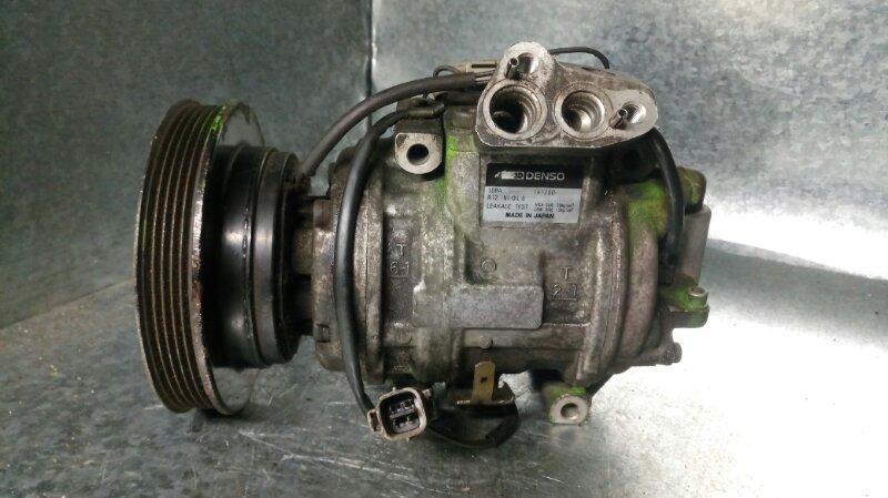 Компрессор кондиционера Toyota Corona ST171 3S-FE (б/у)