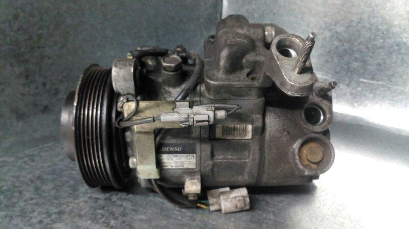 Компрессор кондиционера Toyota Mark Ii JZX100 1JZ-GE (б/у)